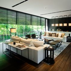 World's first Hermes decorated apartment in Singapore. The Marq building on Peterson Road World's first Hermes decorated apartment in Singapore. The Marq building on Peterson Road Click The Link For See Living Room Remodel, Home Living Room, Living Room Designs, Living Room Decor, Living Spaces, Luxury Condo, Luxury Home Decor, Luxury Apartments, Deco Design