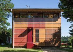 House in Davle by Matěj Petránek and Adam Jirkal