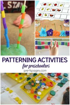 633 Best Hands On Learning Activities For Preschool Images In 2019
