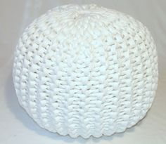 Pouffe tutorial