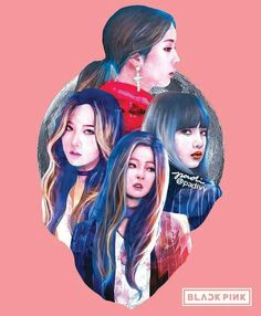 Image result for anime blackpink