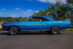 1970 PLYMOUTH ROAD RUNNER - Barrett-Jackson Auction Company - World's Greatest Collector Car Auctions