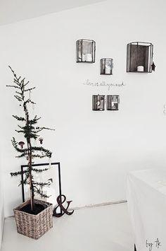 my scandinavian home: Oh Christmas tree, oh Christmas tree