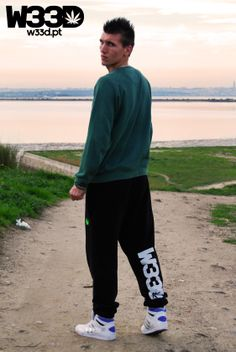 W33D Sweatpants #W33D