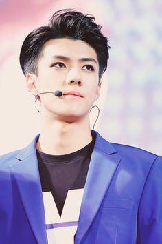 Oh Sehun : Call Me Baby : EXO