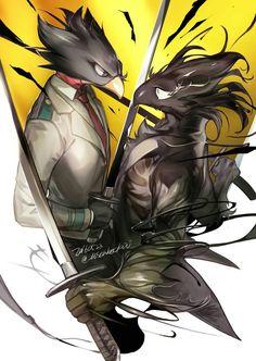 Fumikage Tokoyami - Boku no Hero Academia