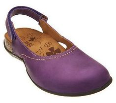 19a8c2f4b5 Weil by Orthaheel Lucia Orthotic Mule w/Back Strap Slip On Mules, Cute Flats
