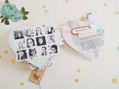 Lucky Me Heart Mini | Ulrike Dold (using the Henley Kit) – Felicity Jane