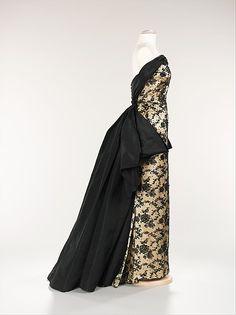 Balmainevening gown   Met Museum   1953