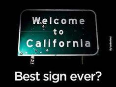 I ♥ California.