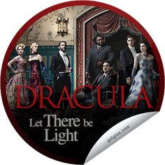 Dracula: Let There Be Light Dracula Tv Series, Bram Stoker's Dracula, 19th Century London, Prince Of Darkness, Be Light, Jonathan Rhys Meyers, Original Vampire, Katie Mcgrath, Revenge