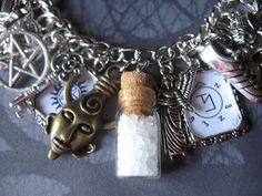Road So Far Supernatural Charm Bracelet When the by AngelQ on Etsy, $29.95