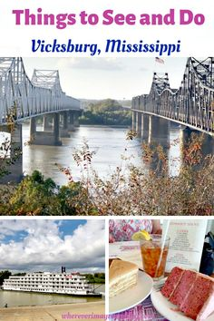 We've given you 7 cool things to do in Vicksburg, #Mississippi when you visit the South. #travel #vicksburg #findyourpark #usscairo #vicksburgmilitarypark