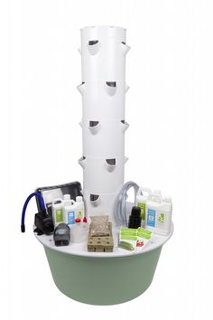 A Tower Garden for Generation Z - Generation X