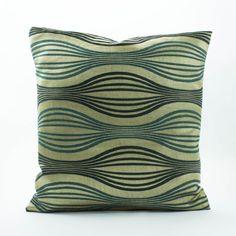 Decorative throw Pillow Cover Silk Pillow 18x18, Gold geometric pillow Accent Pillow Sofa Pillow Couch Pillow Designer Pillow.