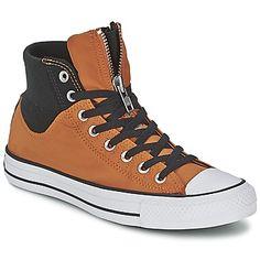 CHUCK TAYLOR ALL STAR MA-1 ZIP rot: Eine schöne und Stylistin Sneaker von Converse.  #SchuheHerren, #SneakerHerren, #ConverseSchuhe