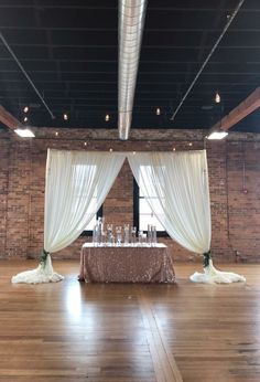 Wide Lillybelle Backdrop (Trailside): $250 on up Chiavari Chairs, Fine Linens, Chair Covers, Event Decor, Backdrops, Wedding Decorations, Events, Chair Sashes, Wedding Decor
