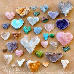 Crystal Love // Robyn Nola... torchlightjewelry