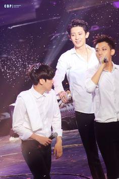 ChanBaekPeers :: 140920/21 Beijing concert