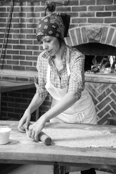 On the Line: Chef Luci Levere of Elm Street Bakery