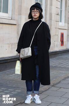 Bella wang > Street Fashion   힙합퍼