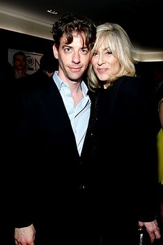 Christian Borle and Judith Light at the 2012 Tony Award Nominees Luncheon at the InterContinental Times Square on May 31.  Credit: J. Countess/WireImage
