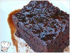 Η ΚΑΛΥΤΕΡΗ ΣΟΚΟΛΑΤΟΠΙΤΑ!!! - Νόστιμες συνταγές της Γωγώς! Cookbook Recipes, Cooking Recipes, Greek Recipes, Fudge, Almond, Cheesecake, Deserts, Food Porn, Food And Drink