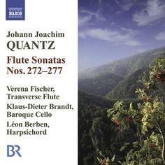 Escuchando «Johann Joachim Quantz - Flute Sonatas Nos. 272 - 277»