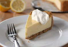 lemon ice box pie -