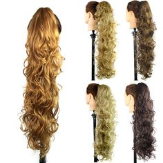 "==>Discount30"" Synthetic Claw Clip in Ponytail Hair Extension Hairpieces Long Curly Wavy Hair Ponytail Synthetic False Hair Tress Pony Tail30"" Synthetic Claw Clip in Ponytail Hair Extension Hairpieces Long Curly Wavy Hair Ponytail Synthetic False Hair Tress Pony TailHello. Here is the best place to ...Cleck Hot Deals >>> http://id827463951.cloudns.hopto.me/32277400362.html.html images"