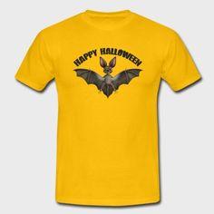 HAPPY HALLOWEEN - BAT - 1.0 T-Shirt | CMI | ANLÄSSE
