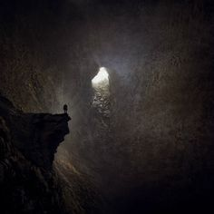 Whats i always thought of when i saw a cave