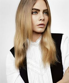 Cara Delevingne x Topshop SS15 is SUBLIME.
