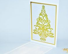 There is nothing better this time of year than a little (self) reflection! Christmas Tree Cards, Reflection, Etsy Seller, Decorative Boxes, Greeting Cards, Etsy Shop, Frame, Instagram, Picture Frame