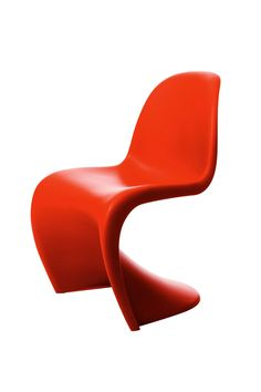 The Story Behind Verner Panton's Iconic Chair | Architectural Digest