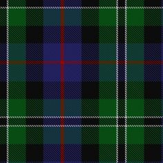 Rose Clan Hunting Tartan - This tartan was recorded prior to the launch of The Scottish Register of Tartans.