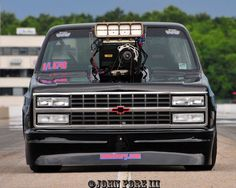 Badass beast owned by  picture by  1984 Chevy Truck, Custom Chevy Trucks, Gm Trucks, Chevy Pickups, Chevrolet Trucks, Diesel Trucks, Cool Trucks, Pickup Trucks, Chevy Silverado