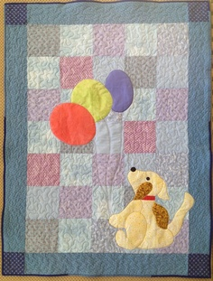 Quilt Boys Appliqued Pieced Quilted Baby Child Cot Crib by tervern, $120.00  http://www.etsy.com/listing/99568564/quilt-boys-appliqued-pieced-quilted-baby