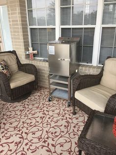 Isn't she lovely?built to last. by BBQ Electric Smokers Barbecue Smoker, Bbq Ribs, Bbq Pork, Grilling, Electric Meat Smokers, Electric Bbq, Smoked Brisket, Smoked Ribs