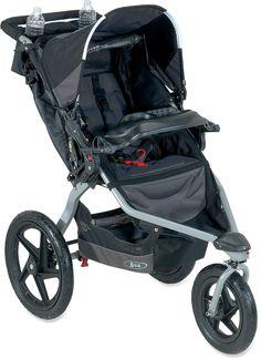 It's the SUV of the stroller world—BOB Revolution SE Plus Stroller Bundle.