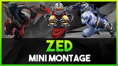 Zed Mini Montage| Best plays from the community! | League of Legends https://www.youtube.com/attribution_link?a=Sc4_RN9s4IA&u=%2Fwatch%3Fv%3DaHJZXoej6cM%26feature%3Dshare #games #LeagueOfLegends #esports #lol #riot #Worlds #gaming
