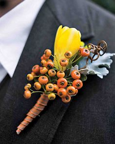 A Vintage Yellow-and-Orange-Colored Wedding in New Orleans, Louisiana   Martha Stewart Weddings