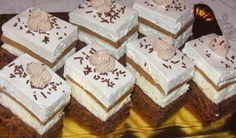 Romanian Desserts, Jacque Pepin, Food Cakes, Cake Cookies, Tiramisu, Cake Recipes, Cheesecake, Food And Drink, Yummy Food
