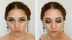 Maquillaje de Novia Katniss Everdeen Los Juegos del hambre | Tutorial por Adriana Rodriguez  The hunger games catching fire Make up