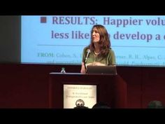 "Seaver Distinguished Lecture Series | Dr. Sonja Lyubomirsky, ""The Science of Happiness"" - YouTube"