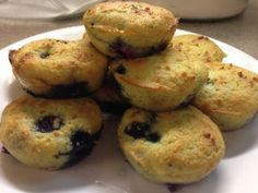 Blueberry Muffins - Mrs. Criddles Kitchen S breakfast or snack