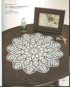 «Ondori Classic Crochet Lace 2008». Обсуждение на LiveInternet - Российский Сервис Онлайн-Дневников