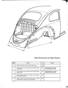 wiring diagram vw beetle sedan and convertible 1961 1965 ignition coil ford