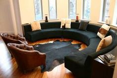Black Velvet Banquette for private residence in Chelsea, Manhattan, NYC  http://www.sentientfurniture.com/projects-and-contracts  #banquette #blackvelvet #chelsea #manhattan #nyc #furnituredesign #decor #interiors