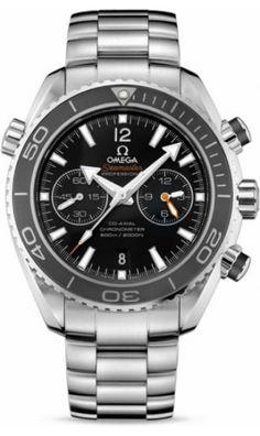 Omega Seamaster Planet Ocean Chrono Chronometer 232.30.46.51.01.001|